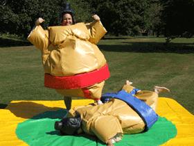 Sumo Suit Rental