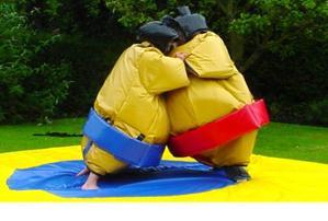 Sumo Suits / Interactive
