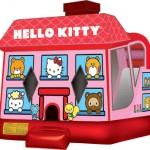 Hello Kitty Slide Bouncer