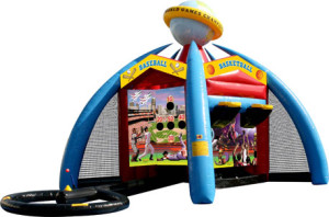 Junior Sport Interactive Unit - Front_Side