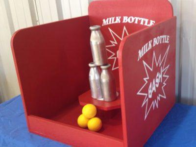 Milk Bottle Game