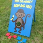 monkey-bean-bag-toss