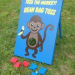monkey-bean-bag-toss