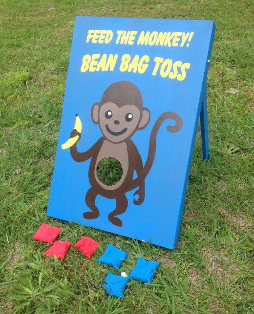 Bean Bag Carnival Games