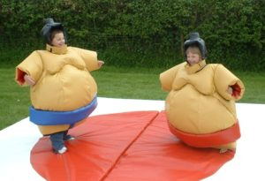 Kids Sumo Suit Rental