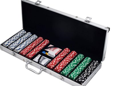 Poker Chips and Accessories