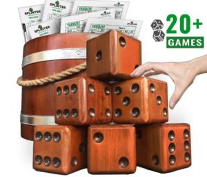 Yahtzee/ Farkle + 20 Different Games
